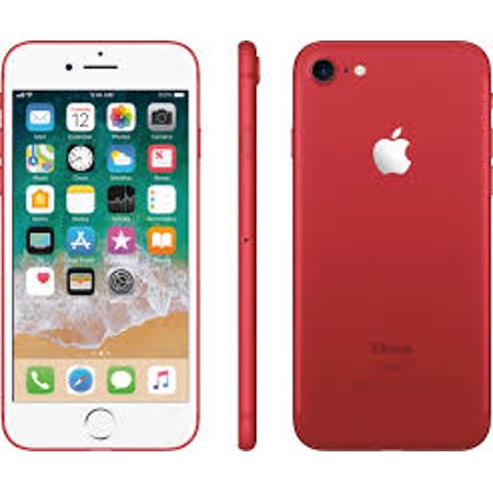 iPhone 7 128GB Red (Unlocked) Refurbished A+