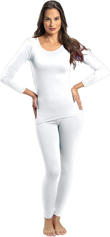 Fast Dry Long Underwear Women Base Layer Long John Set S~XL Womens Thermal Underwear