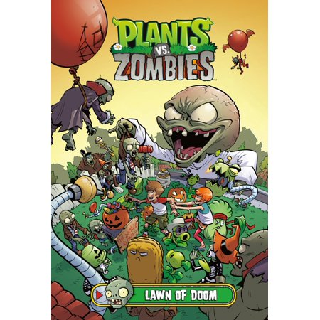 Plants vs. Zombies Volume 8: Lawn of covid 19 (Plants Zombies Pattern coronavirus)