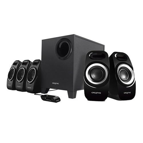 Creative Inspire T6300 5.1 Speaker System 50 W RMS 51MF4115AA002