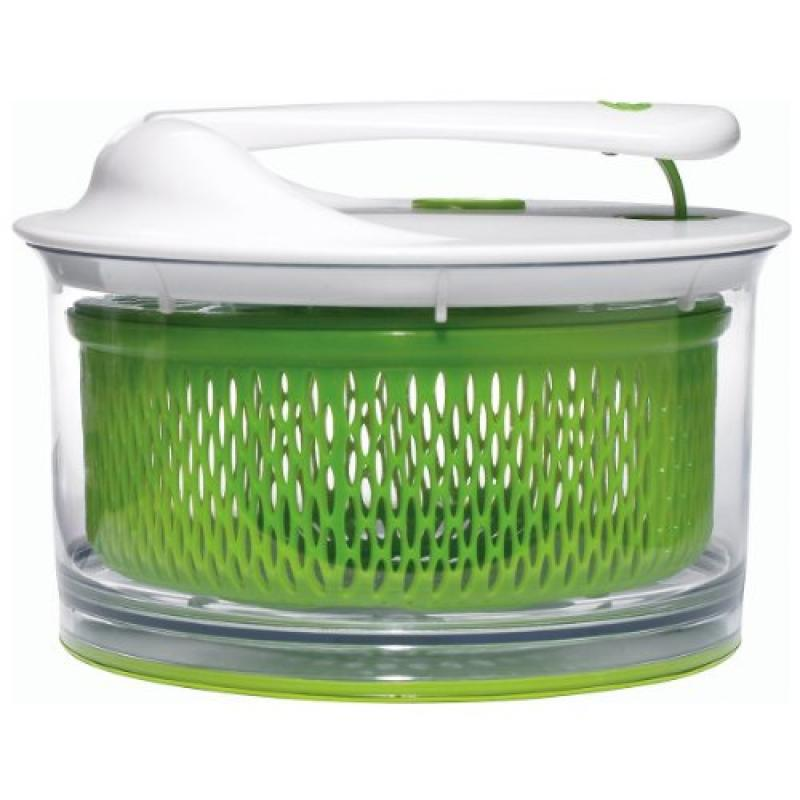 Chef'n Small Salad Spinner, Meringue Arugula by