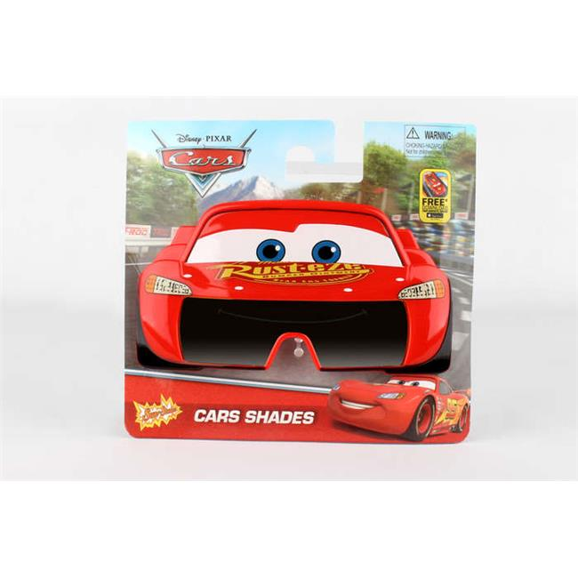 Sunstaches SG2664 Disney Cars McQueen - image 1 of 1