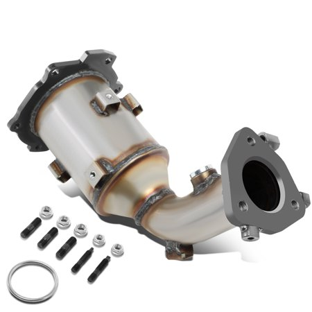 For 2004 to 2008 Nissan Maxima Quest Murano V6 Altima MT OE Style Catalytic Converter Exhaust Pipe 05 06 (2008 Nissan Altima 2-5 S Cold Air Intake)