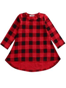 7b25629d2696 StylesILove Toddler Girls Casual Dresses - Walmart.com