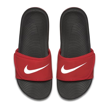 30ac5edc9 Nike - Nike Boy s Slide Kawa Adjust (GS PS) University Red White 6Y ...