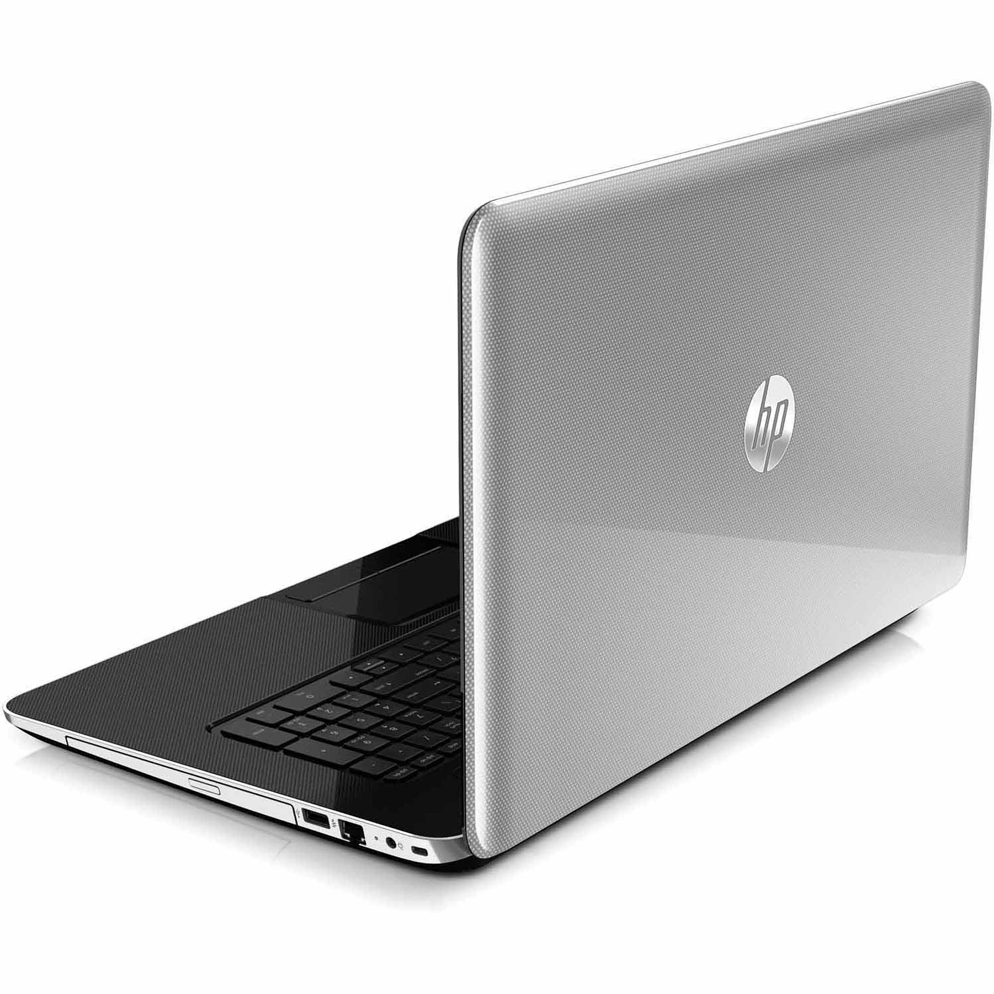 "HP Anodized Silver 17.3"" Pavilion TouchSmart 17-e150us Laptop PC with AMD A8-5550M Quad-Core Processor, 6GB Memory, Touchscreen, 750GB Hard Drive and Windows 8.1"