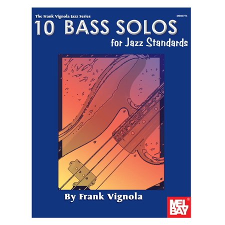 10 Bass Solos for Jazz Standards - eBook