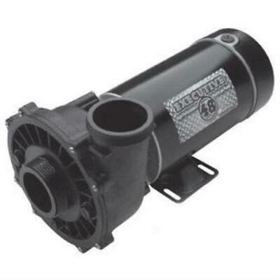 Waterway Executive Series (Waterway 3410830-13 Executive 48-Frame 2HP Single-Speed Spa Pump )