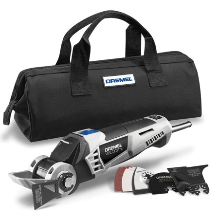 Factory-Reconditioned Dremel VC60-DR-RT Velocity 7.0 Amp Hyper-Oscillating Ultimate Remodeling Tool Kit (Refurbished)