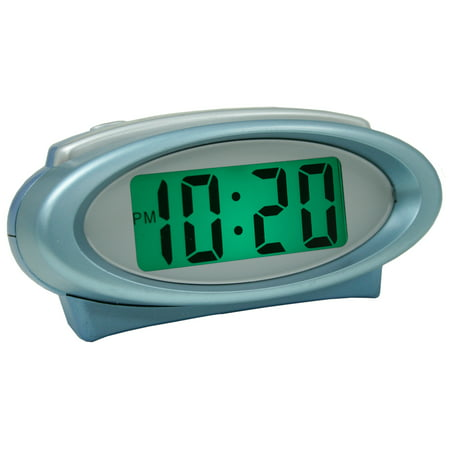 Equity by La Crosse 30330 Digital Alarm Clock with Night Vision Technology