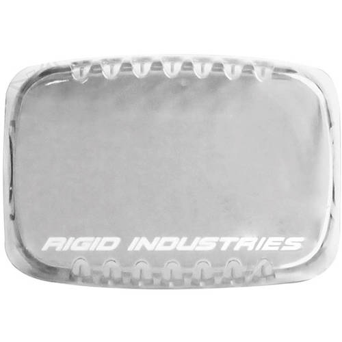 Rigid Industries 30192 SR-M Light Cover, Clear