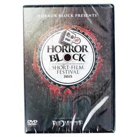 Horror Block Short Film Festival 2015 Dvd