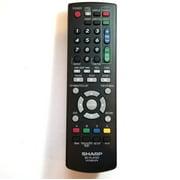 New OEM Sharp Remote Control GA768WJPA for Blu-Ray BD Player for Sharp TV BDHP210U, BDHP22U, BDHP24U, BDHP52U