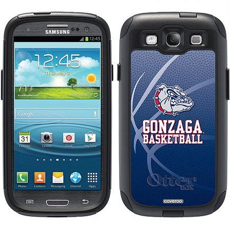 size 40 680a9 0997d Gonzaga University Basketball Design on OtterBox Commuter Series Case for  Samsung Galaxy S3