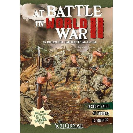 At Battle in World War II - eBook