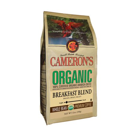 Cameron S Organic Breakfast Blend Coffee