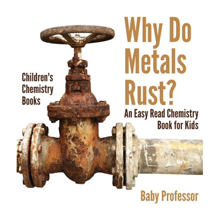 Why Do Metals Rust? An Easy Read Chemistry Book for Kids | Children's  Chemistry Books - eBook