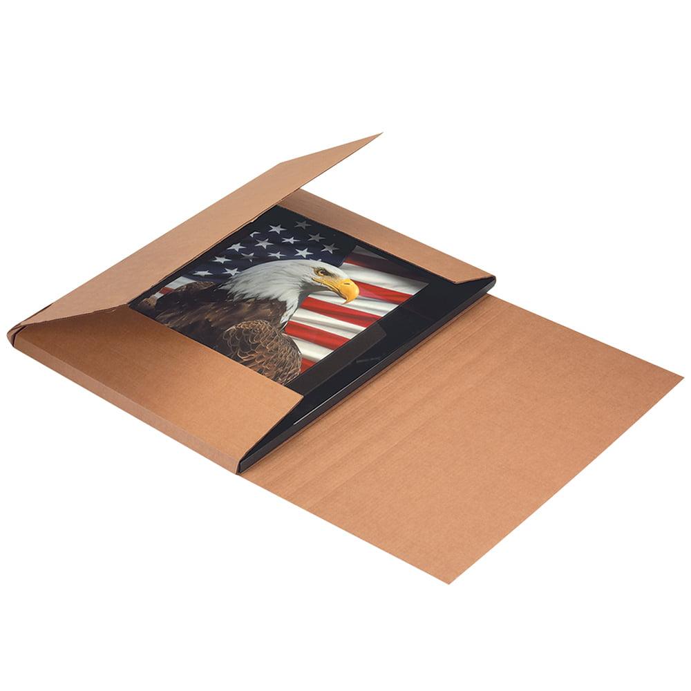 Box Partners Jumbo Mailers,36x24x6,Kraft,20/BDL - BXP M36246