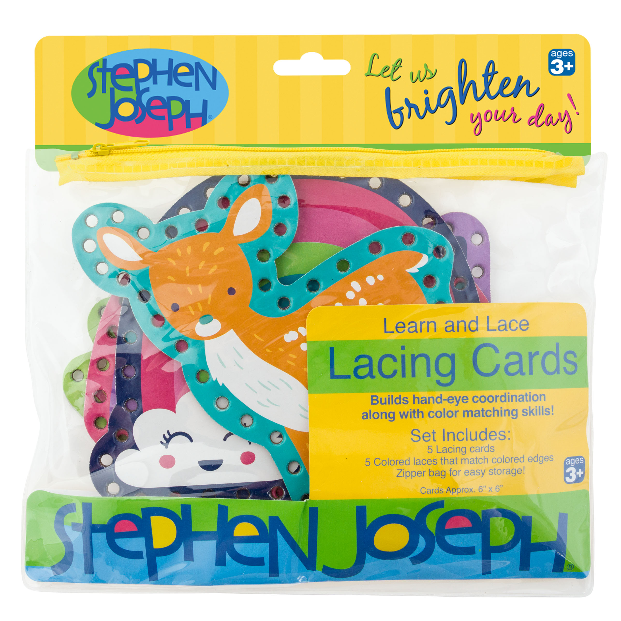 Lacing Cards, Zoo