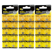 3pc 10pk Exell EB-L626 Alkaline 1.5V Watch Battery Replaces AG4 377