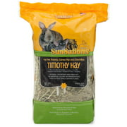 Sunseed® Sunsations? Natural Timothy Hay for Rabbits, Guinea Pigs & Chinchillas 16 Oz