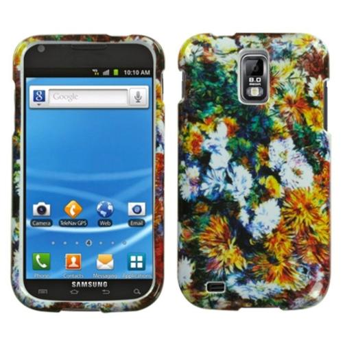 Insten Beautiful Blossoms Phone Case for SAMSUNG: T989 (Galaxy S II)