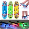 2XMini Skateboard Toys Finger Board Boy Kids Children Gifts