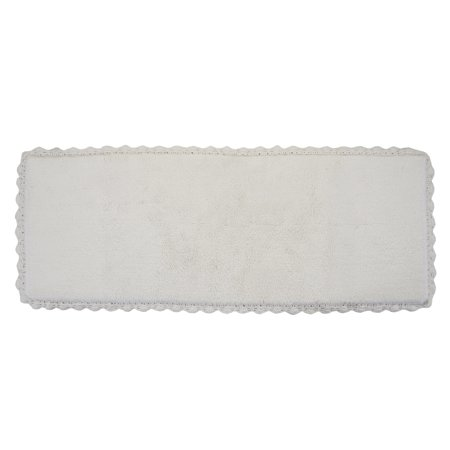 Chesapeake Merchandising Crochet Reversible Bath Runner