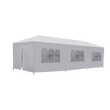 Party Tent Wedding 10