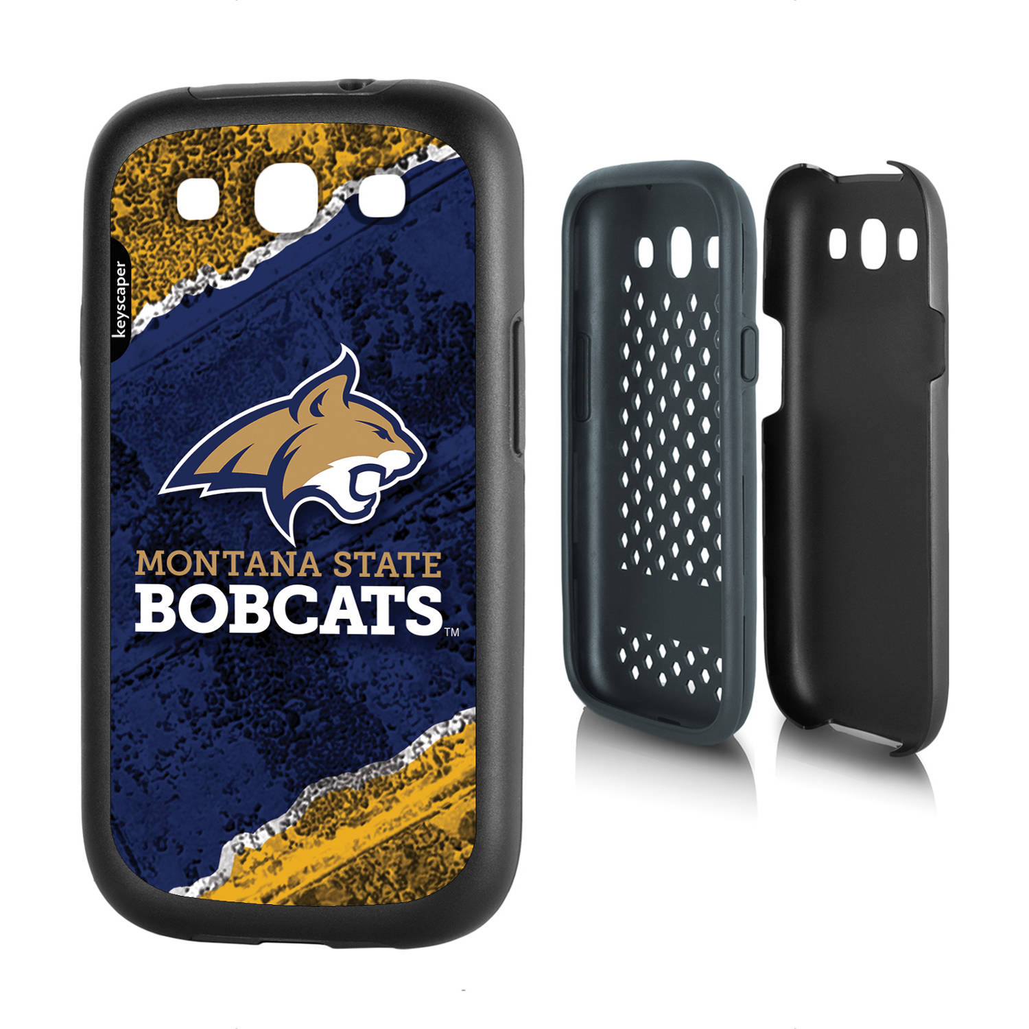 Montana State Bobcats Galaxy S3 Rugged Case
