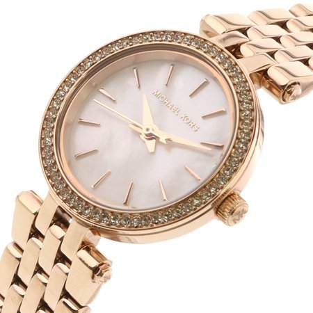 Michael Kors Women's Darci MK3832 Rose-Gold Stainless-Steel Quartz Dress Watch