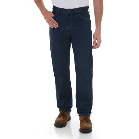Tall Men's Regular Fit Straight-Leg Jeans - Firefly Denim