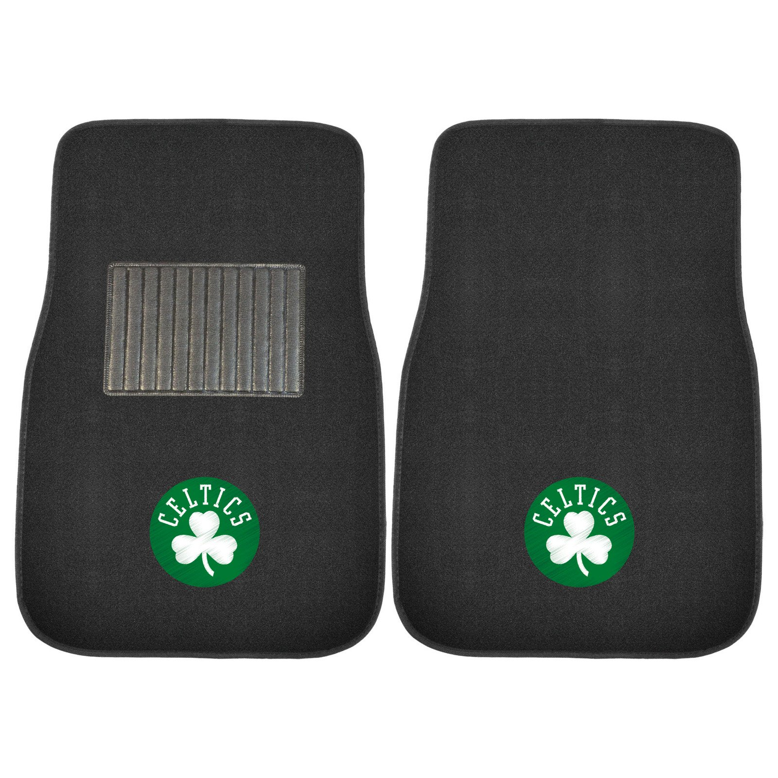 NBA Boston Celtics Embroidered Car Mats