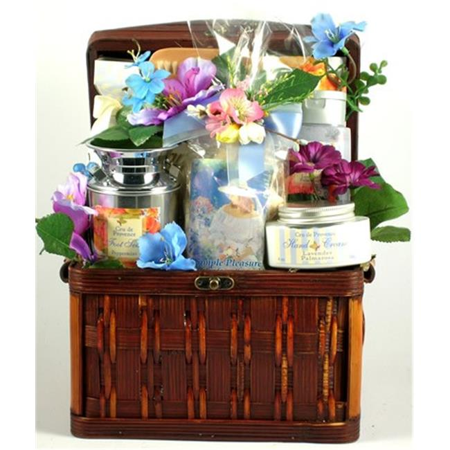Gift Basket Village PePa10 Perfectly Pampered Gift Basket