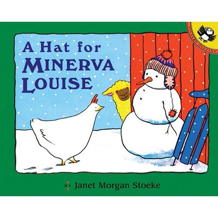 A Hat for Minerva Louise (Hardcover) - Louise Belcher Hat
