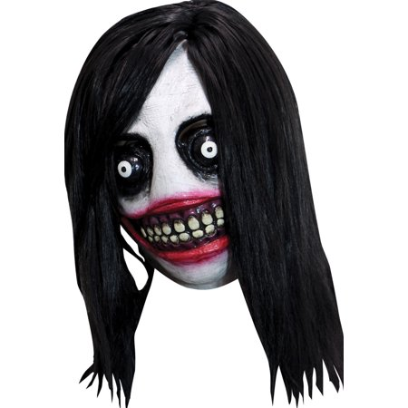 The Killer Mask Adult Halloween Accessory - Maquillaje De Halloween