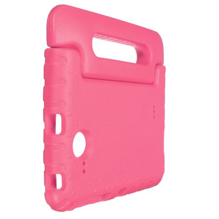 """1Pcs Child Kid EVA Shockproof Thick Foam Stand Kickstand Hard Case Handle Tablet Cover Case for Galaxy Tab 4- 7.0""""/8.0""""/10.1"""" - image 8 de 8"""