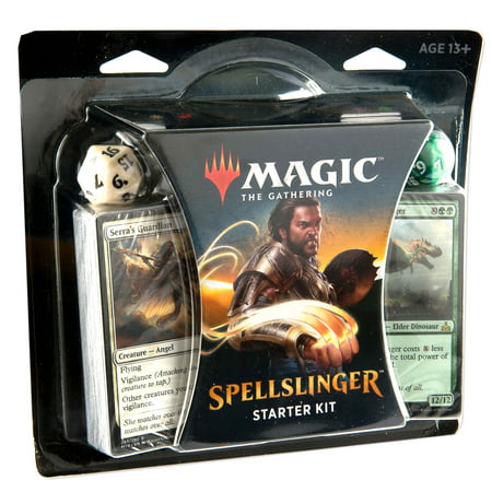 Magic: The Gathering 2018 Spellslinger Starter Set Trading Cards ()