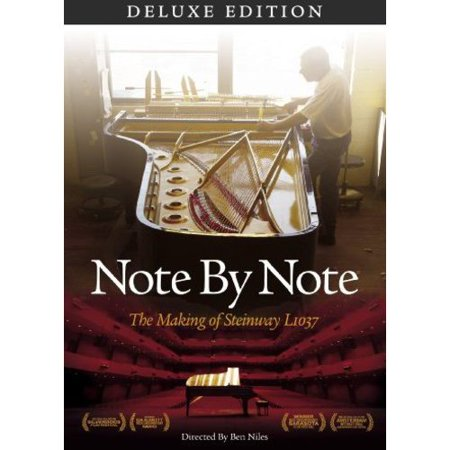Note By Note  The Making Of Steinway L1037  Widescreen