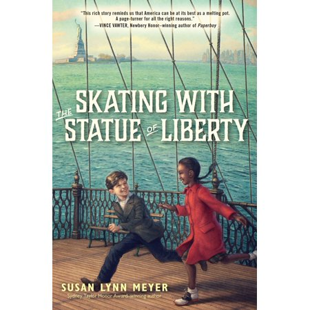 - Skating with the Statue of Liberty