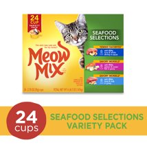Cat Food: Meow Mix Savory Morsels
