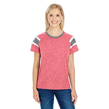 Augusta Sportswear Women's Fanatic Tee 3011 (Columbia Sportswear Plush)