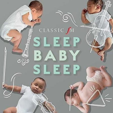 Sleep Baby Sleep (CD)