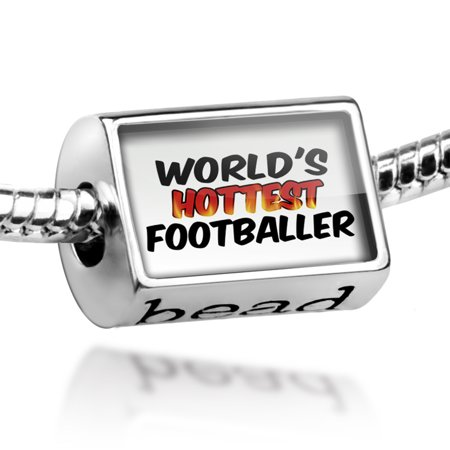 Hottest Women Of The 70s (Bead Worlds hottest Footballer Charm Fits All European)