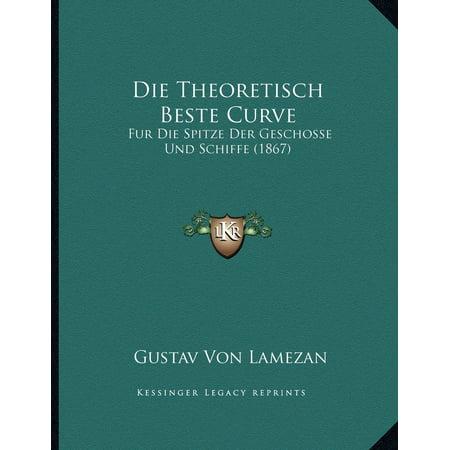 Die Theoretisch Beste Curve: Fur Die Spitze Der Geschosse Und Schiffe (1867) Paperback (Beste Sonnenbrille Für Breites Gesicht)