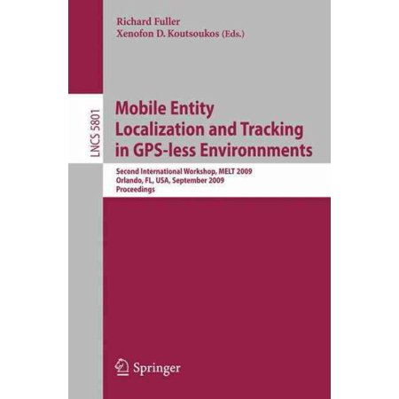 Mobile Entity Localization And Tracking In Gps Less Environnments