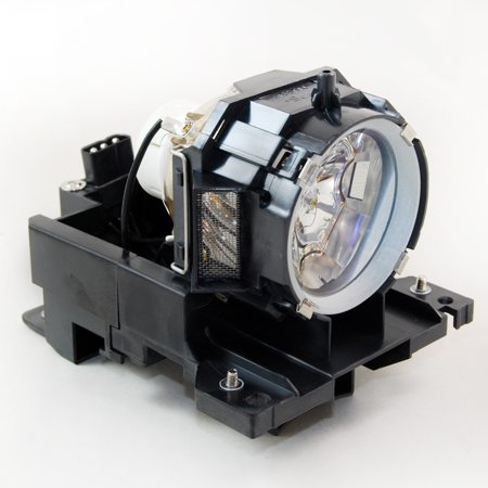 Hitachi CP-X807 LCD Projector Assembly with High Quality Projector Bulb