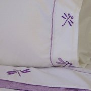 Dragonfly Butterfly Sheet Set (Queen)