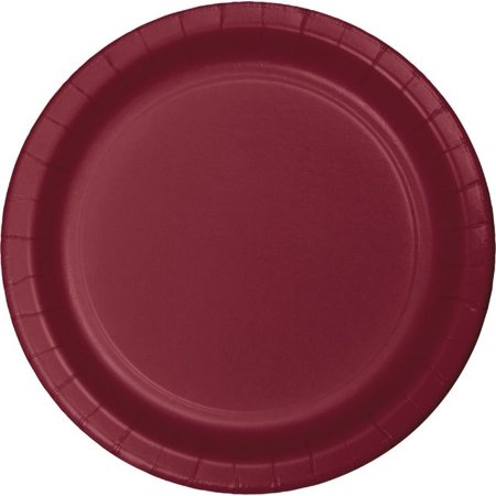 Touch of Color Banquet Plate, 10