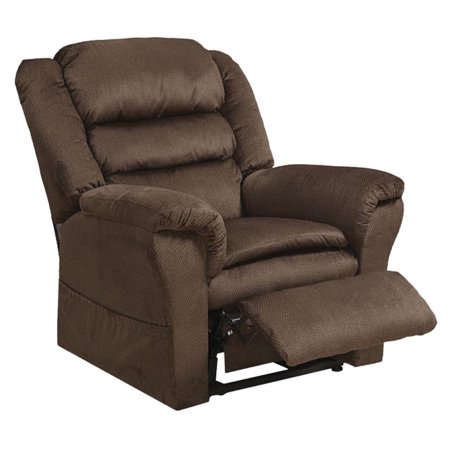 power lift chair recliner mocha curbside delivery